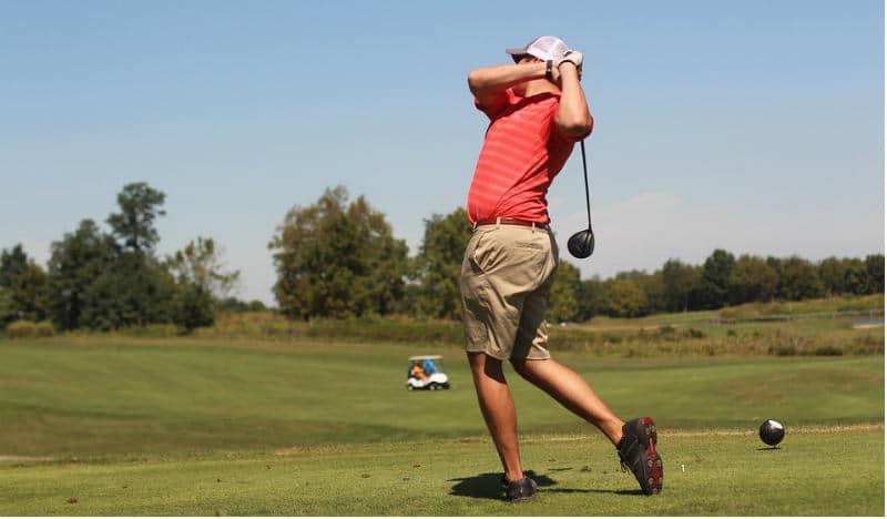 golf balls slow swing speed