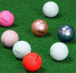 newbie golfer balls