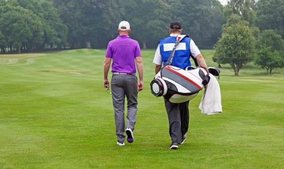 how much pro caddies make