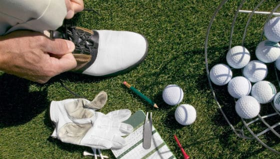 review golf shoes