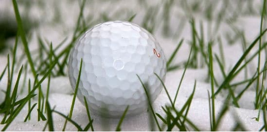 Best Cold Weather Golf Balls
