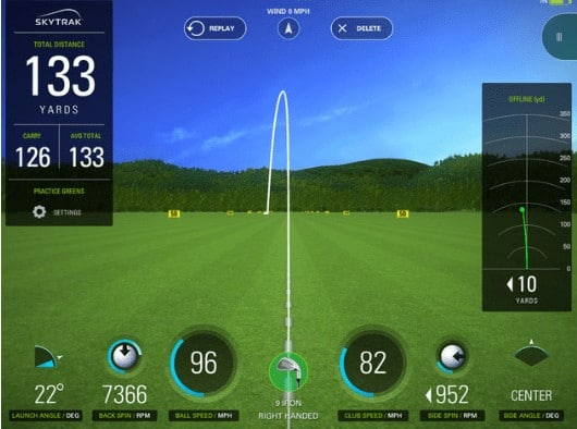 flightscope mevo vs skytrak review