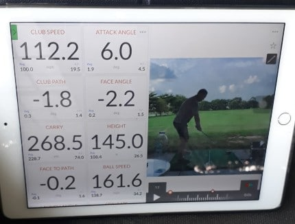 Difference between SkyTrak Trackman