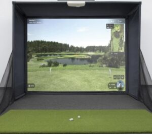 golf simulation package